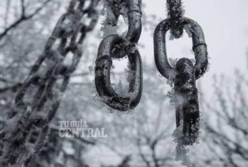 La cadena de frío